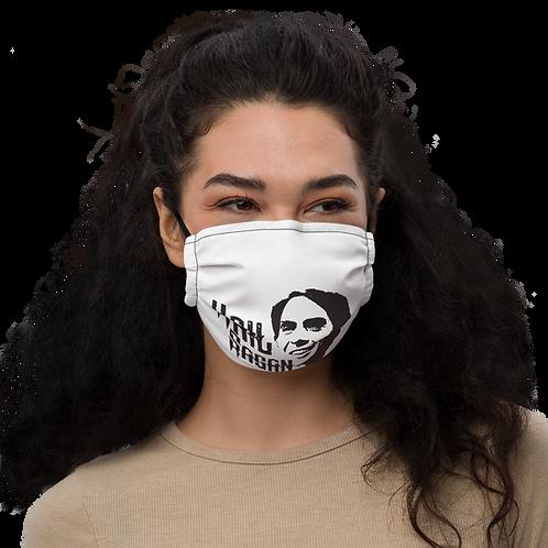 Hail Sagan Premium face mask