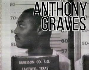 Death row exoneree Anthony Graves