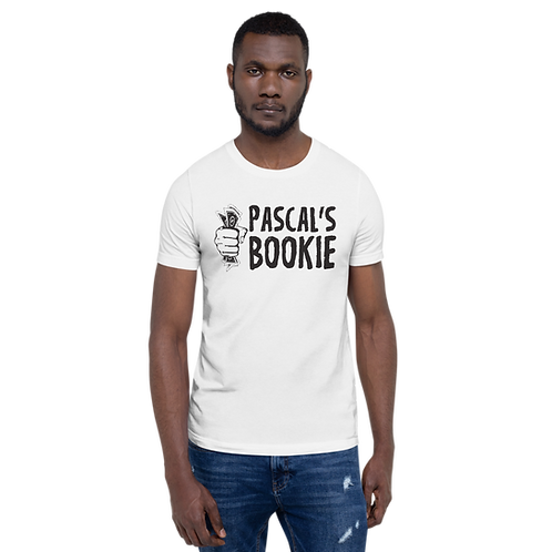 Pascal's Bookie Short-Sleeve Unisex T-Shirt