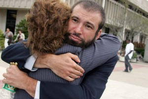 Jeffrey Deskovic was released after spending 16 years in prison for a crime he falsely confessed to as a child.