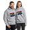 Thumbnail: Proud parent of an LGBTQ Kid Unisex Hoodie