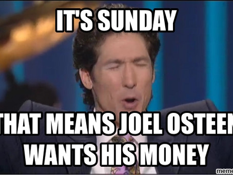 Here's a Goon Who Thinks Atheists Are As Bad As Osteen