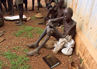 starving africans get badly needed bibles