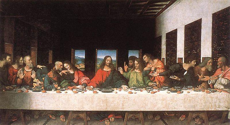 Da Vinci - Last Supper