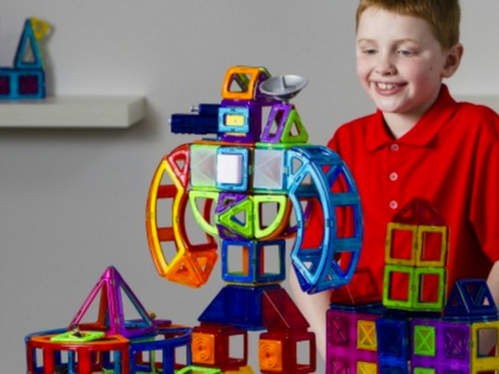 Every Atheist Parent Needs: Magformers