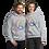 Thumbnail: LGBTQ+ Atheist Symbol Unisex Hoodie