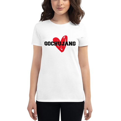 Gochujang Love Women's short sleeve t-shirt