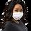 Thumbnail: Happy Atheist Premium face mask