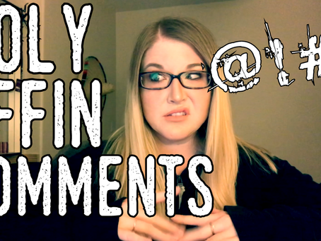 New Video! HOLY F*CKING COMMENTS: ATHEISM IS DYING!
