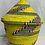 Thumbnail: Yellow, Red, White, Blue, Beige Handwoven Basket From Uganda