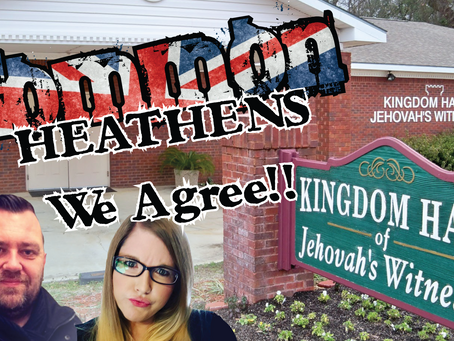 New Podcast Episode: PIGS FLY! Oz & GM Agree With Jehovah's Witnesses!