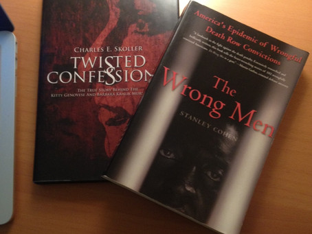 Every Atheist Needs: Wrong Men & Twisted Confessions