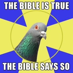The Bible is true.