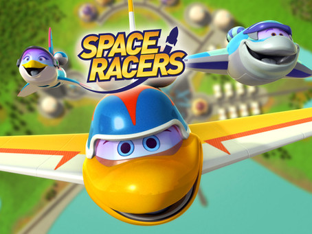 Every Atheist Parent Needs: Space Racers