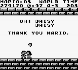 Mario gameboy