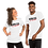 Thumbnail: Godless & Vaccinated Short-Sleeve Unisex T-Shirt