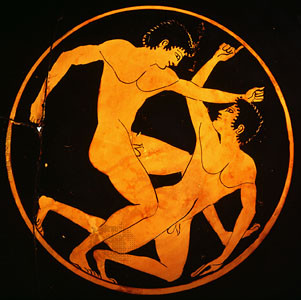 Ancient Greek Homosexuality