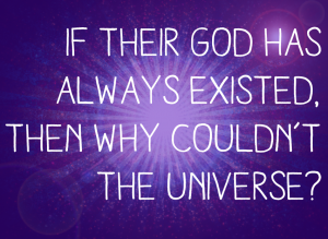 Universe existed