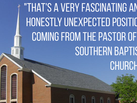 Guest Post: The Most Honest Conversation With a Pastor, Ever