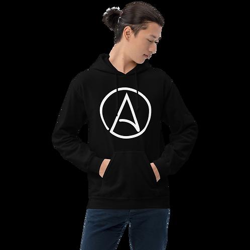 Atheist Symbol Unisex Hoodie