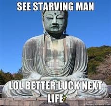 Atheist Life Hacks : How To Resist The Charms Of The Buddha