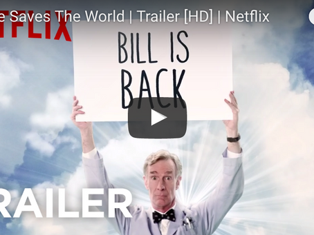 Bill Nye Is Back On TV & Here's His Promo