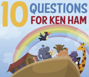 Ken Ham Ark Questions