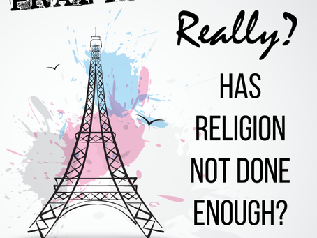 Paris À La Carte: Are These Things Really What We Should Be Angry About?