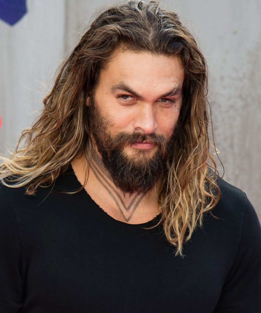 Jason Momoa could be Jesus