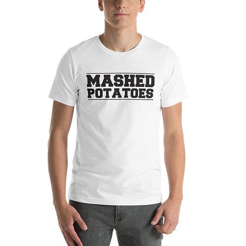 Mashed Potatoes Short-Sleeve Unisex T-Shirt