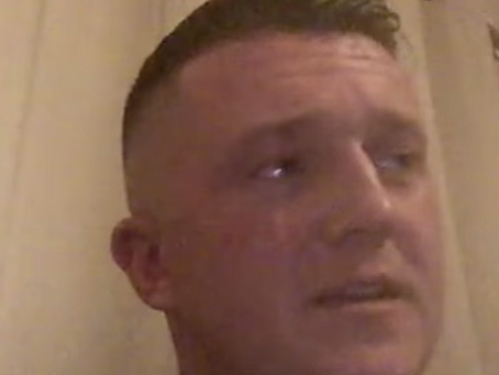 Atheist Life Hacks: How To Get In Bed With Tommy Robinson