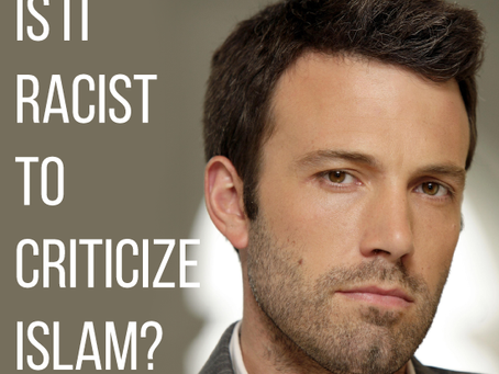 Why Ben Affleck Is Wrong