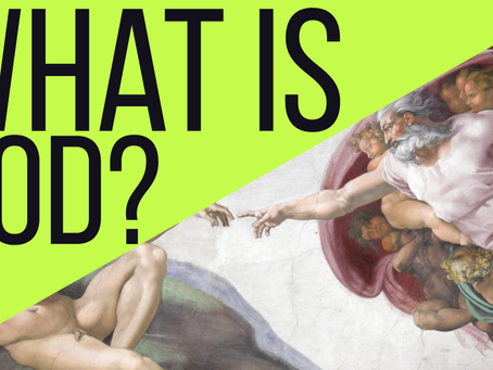 New Video: Mommy, What's God?