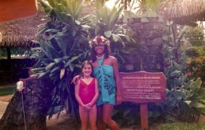 Me in Tahiti