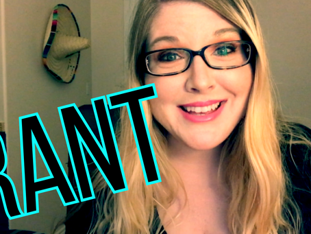 New Video! RANT: What Keeps Me Here