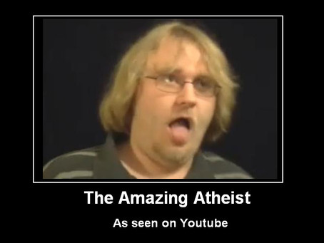 Richard Dawkins, The Amazing Atheist & Our Obsession With Rape