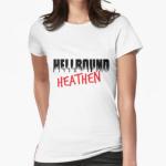 Hellbound heathen women's t-shirt