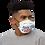 Thumbnail: Godless Voter Premium face mask