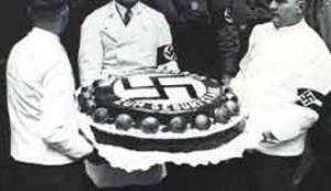 Frank Turek's Wedding Cake