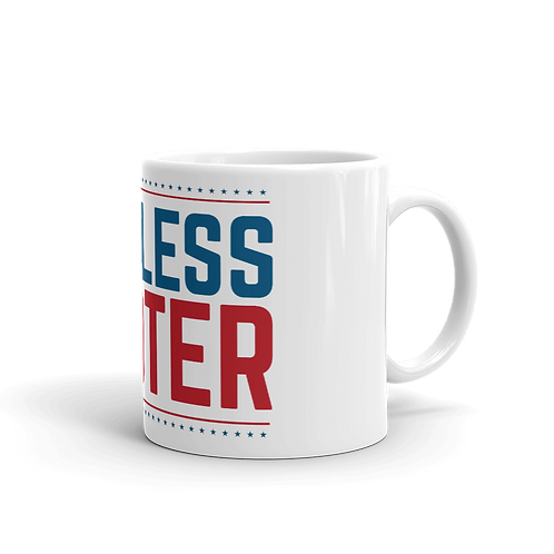 Godless Voter Mug