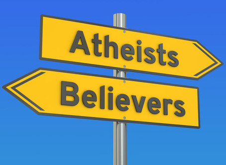 4 Questions From A Brand New Atheist