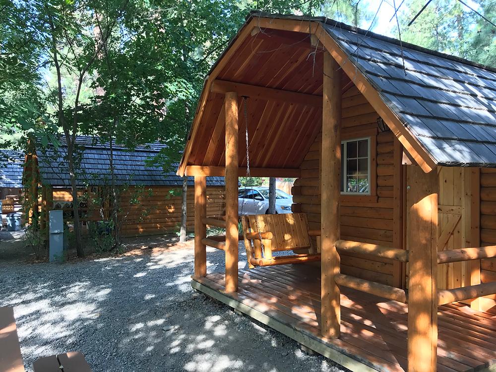 Cabins at Gallagher Lake Resort