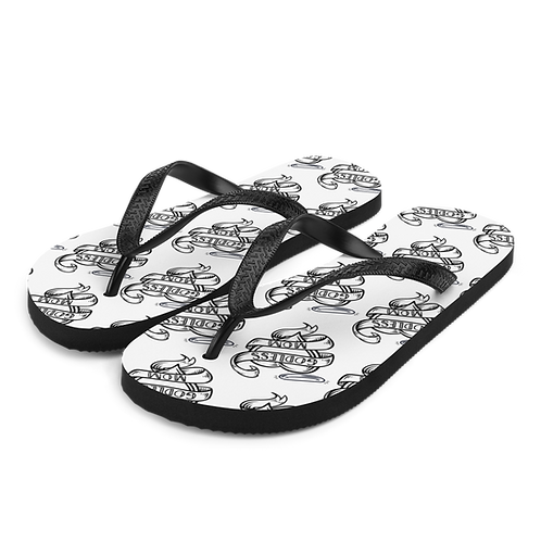 Godless Mom Flip-Flops