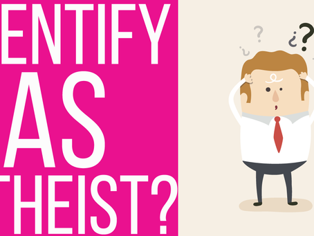 Ask Mommy: Why Should I Identify As Atheist?