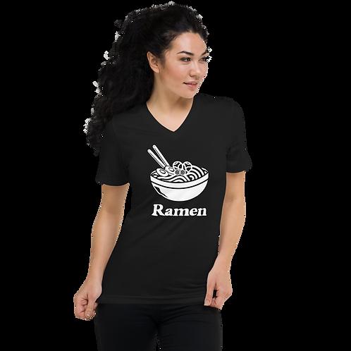 Ramen Lover's Unisex Short Sleeve V-Neck T-Shirt