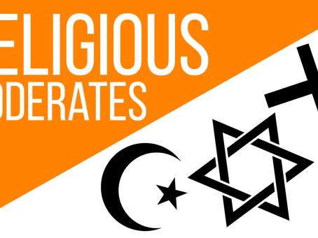 New Video: Why Do Atheists Have A Problem With Religious Moderates