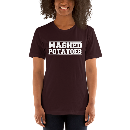 Mashed Potatoes Short-Sleeve Unisex T-Shirt