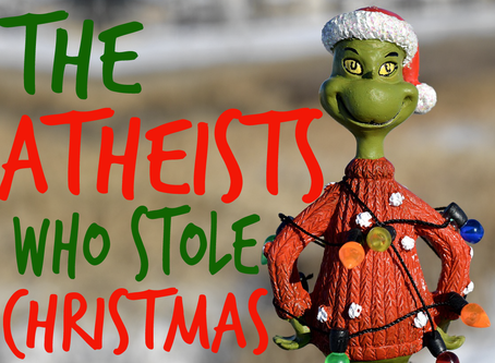 An Open Letter To The Atheist-Hating Jeebot Who Says We're Stealing Christmas