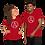 Thumbnail: Atheist Symbol Short-Sleeve Unisex T-Shirt