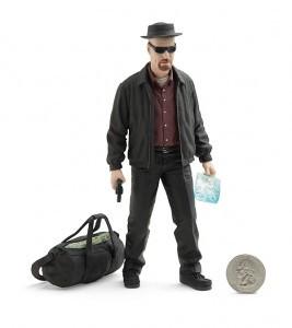 Heisenberg Breaking Bad Figurine Doll